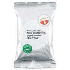 <strong>SEATTLE'S BEST COFFEE, LLC</strong> Level 3 Decaf Ground Coffee Packets (18 Packs/Box)