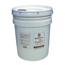 Dumpster D Plus C Neutral Bucket 400 OZ