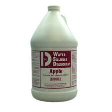 1 Gallon Water Soluble Deodorant Apple Bottle