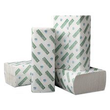 Green Plus C-Fold Towels (Carton of 2400)