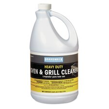 Commercial Oven and Grill Cleaner (Carton of 4)