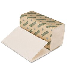 Folded Paper Towels - 268 Towels per Box / 15 Boxes