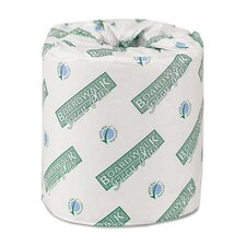Plus 2-Ply Toilet Paper - 500 Sheets per Roll / 80 Rolls