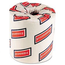 <strong>Boardwalk</strong> One-Ply Toilet Tissue, 96 Rolls/Carton