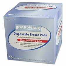 Disposable Cleaning Eraser Pads (Pack of 10)