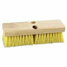 "<strong>Boardwalk</strong> 10"" Polypropylene Deck Brush Head"