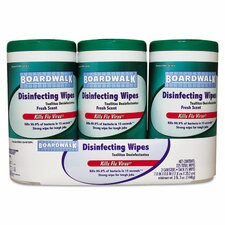 Fresh Disinfecting Wipes (Set of 6)