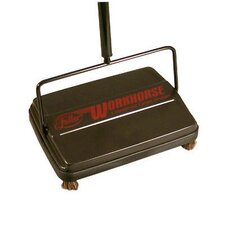 "<strong>Franklin Cleaning Technology</strong> 46"" Workhorse Carpet Sweeper in Black"