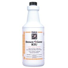 Brown 'Bee' Gone RTU Carpet Tannin Treatment Bottle