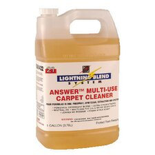 Answer Multi-Use Carpet Cleaner Bottle