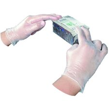 Disposable Vinyl Powdered Large Gloves General Purpose