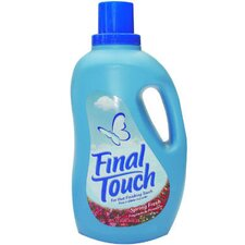 Final Touch Ultra Liquid Fabric Softener Bottle