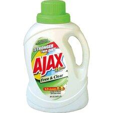 Free and Clear Ajax 2Xultra Liquid Detergent