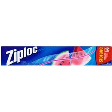 Ziploc 2 Gallon Storage Bag (Pack 9)