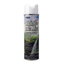 Hand-Held Extreme Duty Odor Neutralizer Alpine Mist Aerosol Can