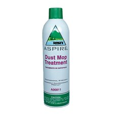 Dust Mop Treatment, Attracts & Holds Dirt, Non-Oily, 1 Gallon, 4/Carton