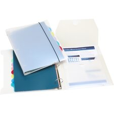 "1"" Organizer Binder (Set of 12)"