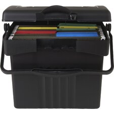 Economy Portable File Box (Set of 2)