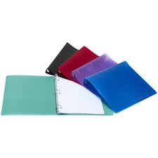 "0.5"" Poly Binder (12 Count)"