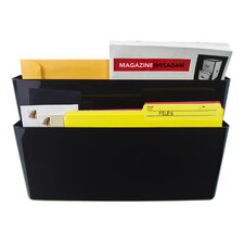 Legal Recycled Wall File (6 Count)