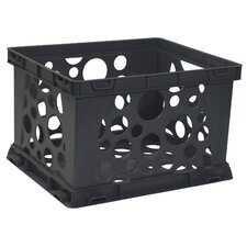 Lightweight Portable File Crate
