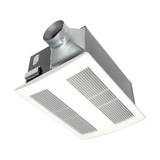 <strong>Panasonic®</strong> WhisperWarm 110 CFM Bathroom Fan/Heat Combination