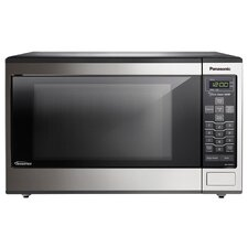 1.2 Cu. Ft. 1200W Genius Sensor Countertop / Built-In Microwave Oven