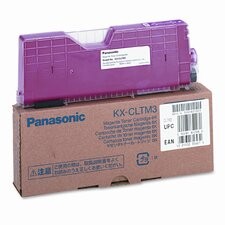 KXCLTM3 Toner Cartridge, 6000 Page Yield, Magenta