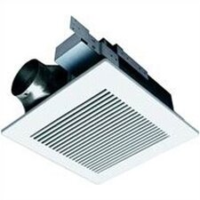 WhisperFit 110 CFM Energy Star Bathroom Fan