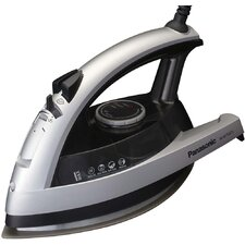 <strong>Panasonic®</strong> Quick Steam / Dry Anti Drip Iron