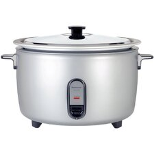 <strong>Panasonic®</strong> 40 Cup Commercial Electric Rice Cooker