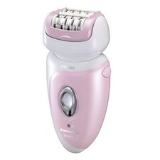 <strong>Panasonic®</strong> Wet/Dry Epilator in Pink