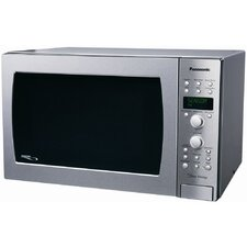 Prestige Countertop Microwave Convection Oven in Stainless Steel
