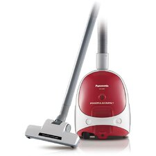 11 Amps Compact Canister Vacuum