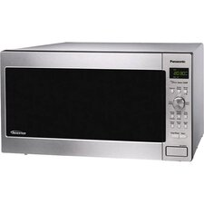 <strong>Panasonic®</strong> 1.6 Cu. Ft. 1250 Watt Microwave Oven