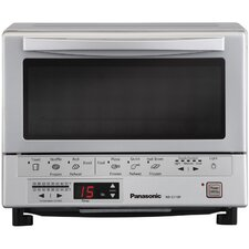<strong>Panasonic®</strong> FlashXpress Toaster Oven