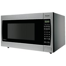 <strong>Panasonic®</strong> 2.2 Cu. Ft. 1250 Watt Convection Microwave