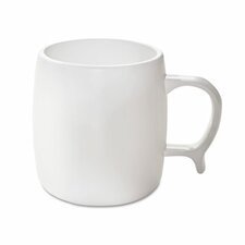 Naturehouse Reusable Mug, Squat, 9 Oz.,