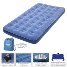 <strong>Pure Comfort</strong> Twin Low Profile Flock Top Air Bed