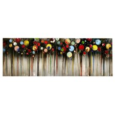 Paint Pots In The Sky Canvas Wall Art