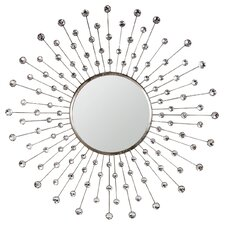 Metal Crystal Mirror