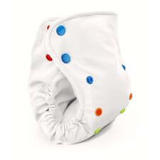 <strong>Babykicks</strong> Basic One Size Snap Closure Cloth Diaper