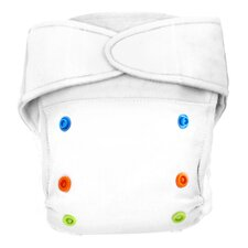 <strong>Babykicks</strong> Premium One Size Hook and Loop Closure Cloth Diaper