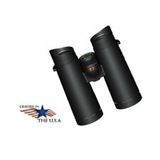 Caldera 42mm Roof Prism Binoculars with Tripods and Neck Strap