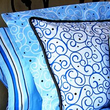 Luxe Boy Cotton Pillow Sham