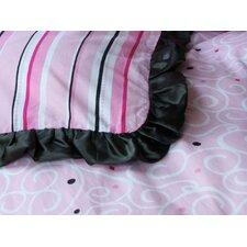 Luxe Pink Duvet