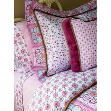 Modern Vintage Girl Duvet Cover Collection