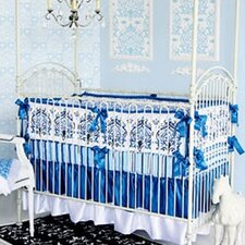 <strong>Caden Lane</strong> Preston 4 Piece Crib Bedding Set