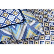 Ikat Boy Pillow Sham