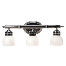 Princessa 3 Light Vanity Light